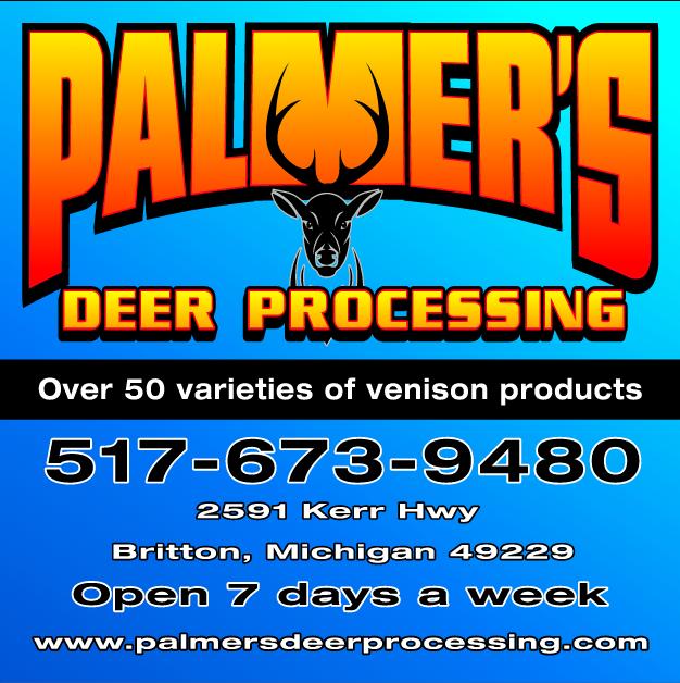 Palmer Deer Processing
